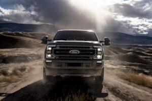 Llega a México la nueva línea de camiones Super Duty 2020 de Ford