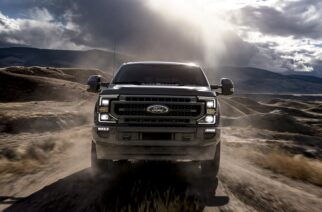 Los nuevos modelos Super Duty de Ford llegan con un diseño imponente y más seguridad.