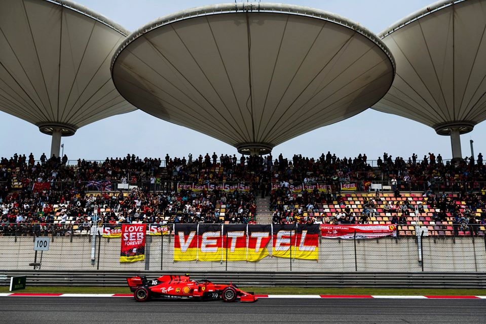 Se pospone el Gran Premio de China