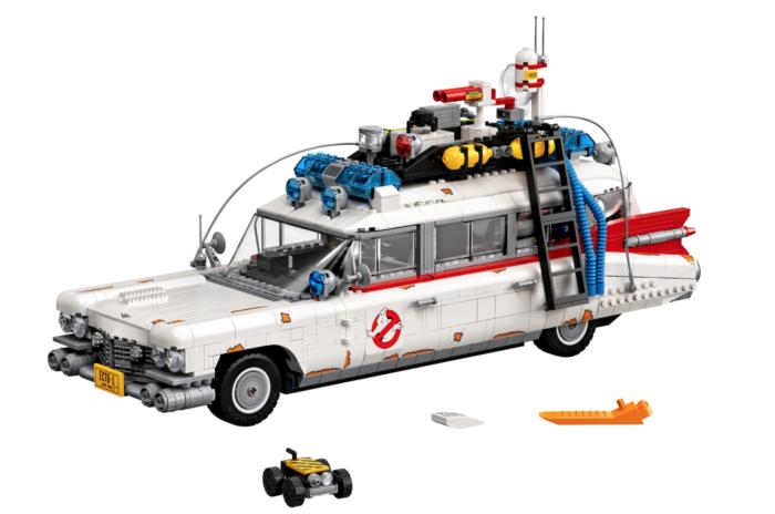 Ghostbusters ECTO-1 Casafanstasmas 2