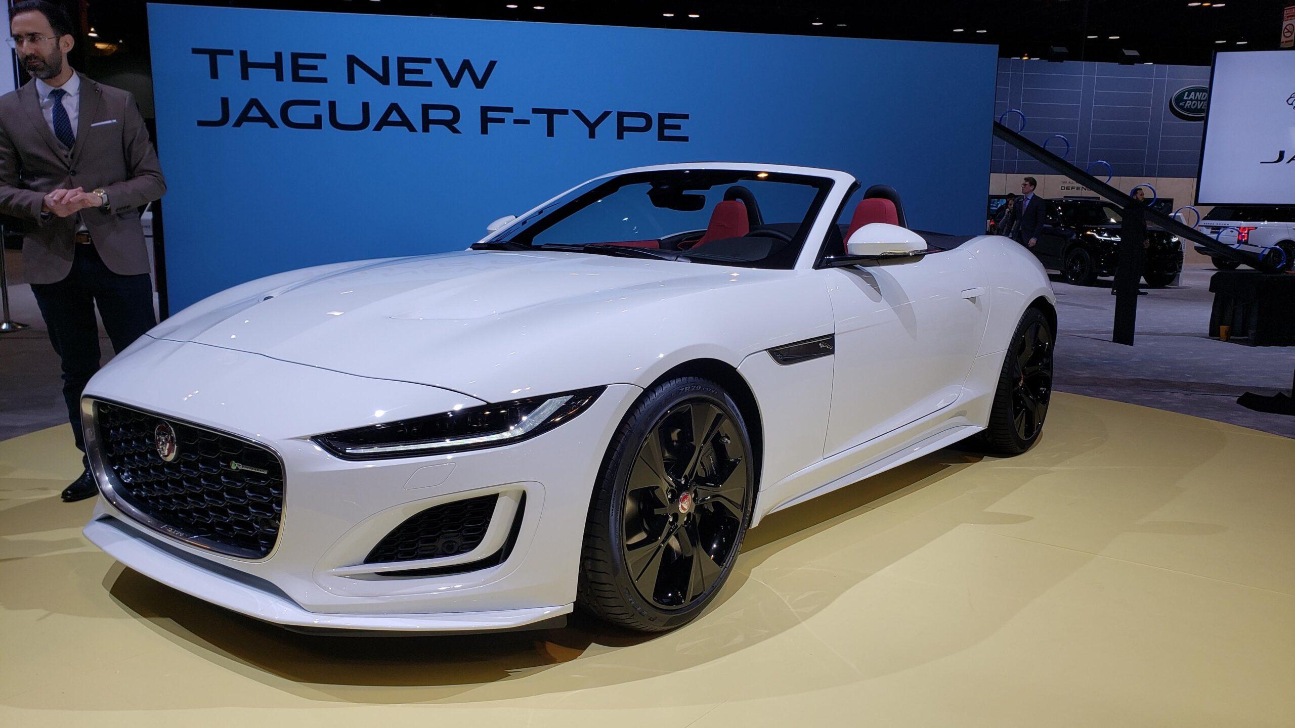 JaguarFtype2021