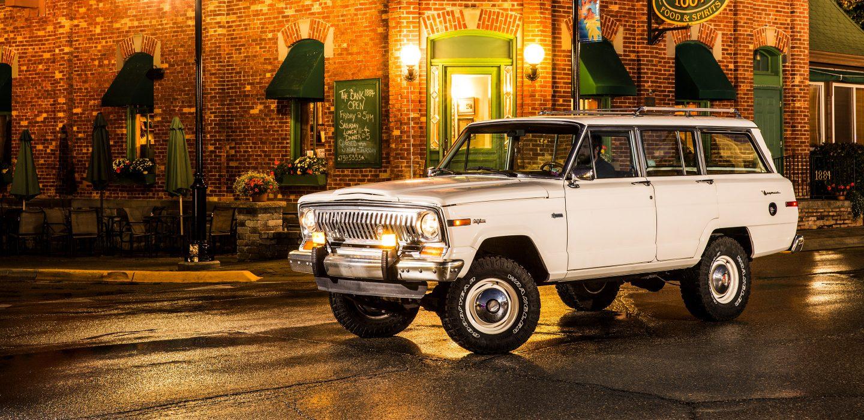 Jeep Wagoneer: el primer SUV de la historia