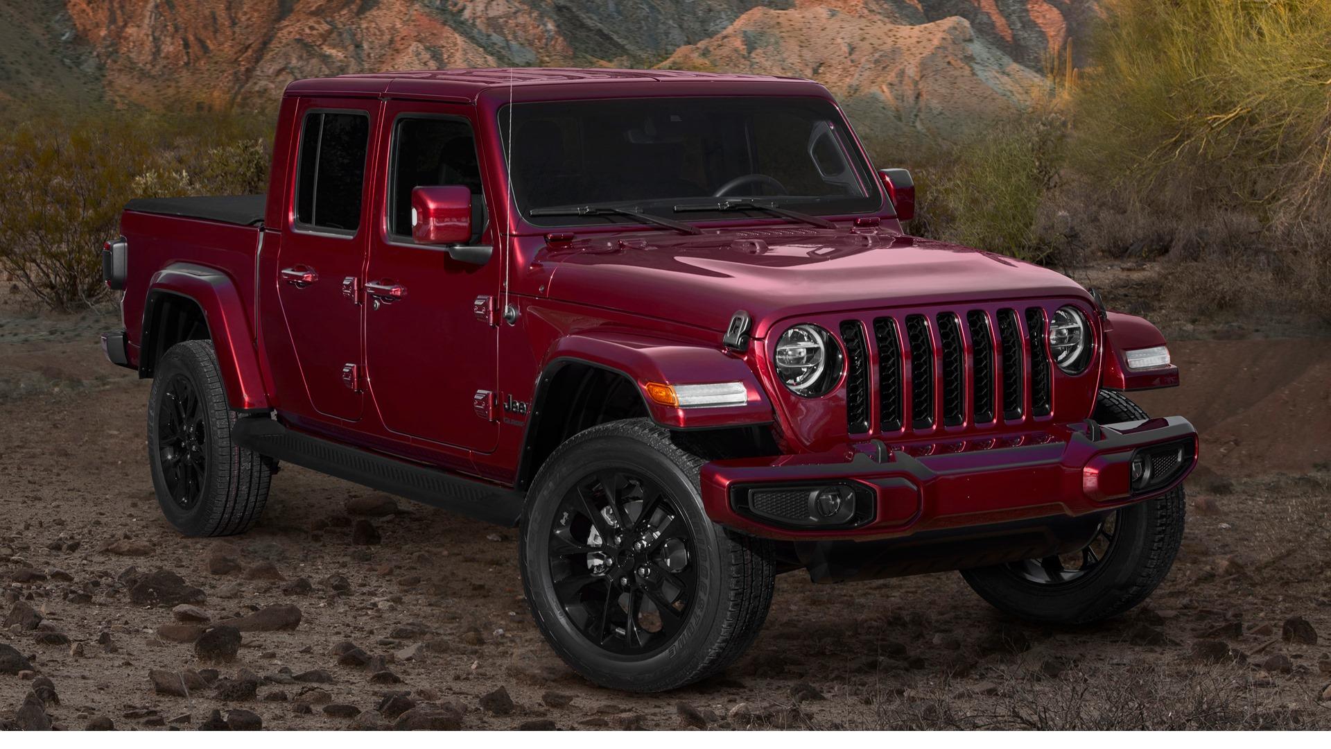Jeep Gladiator High Altitude-3