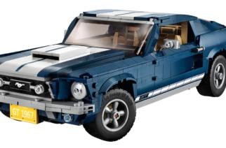 Conoce qué autos LEGO debes tener en tu colección