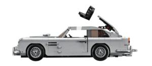 LEGO James Bond Aston Martin DB5 2