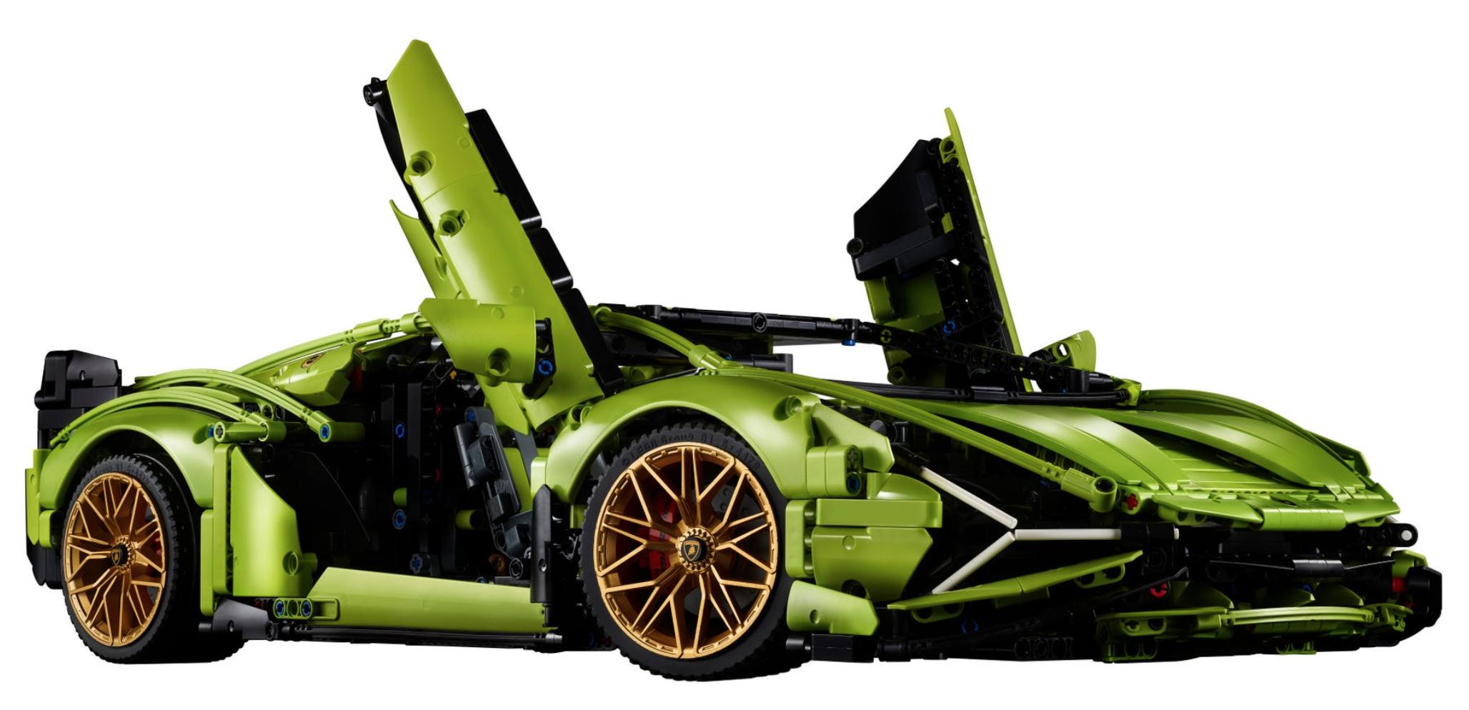 Comparativa de autos y carritos LEGO para tu colección