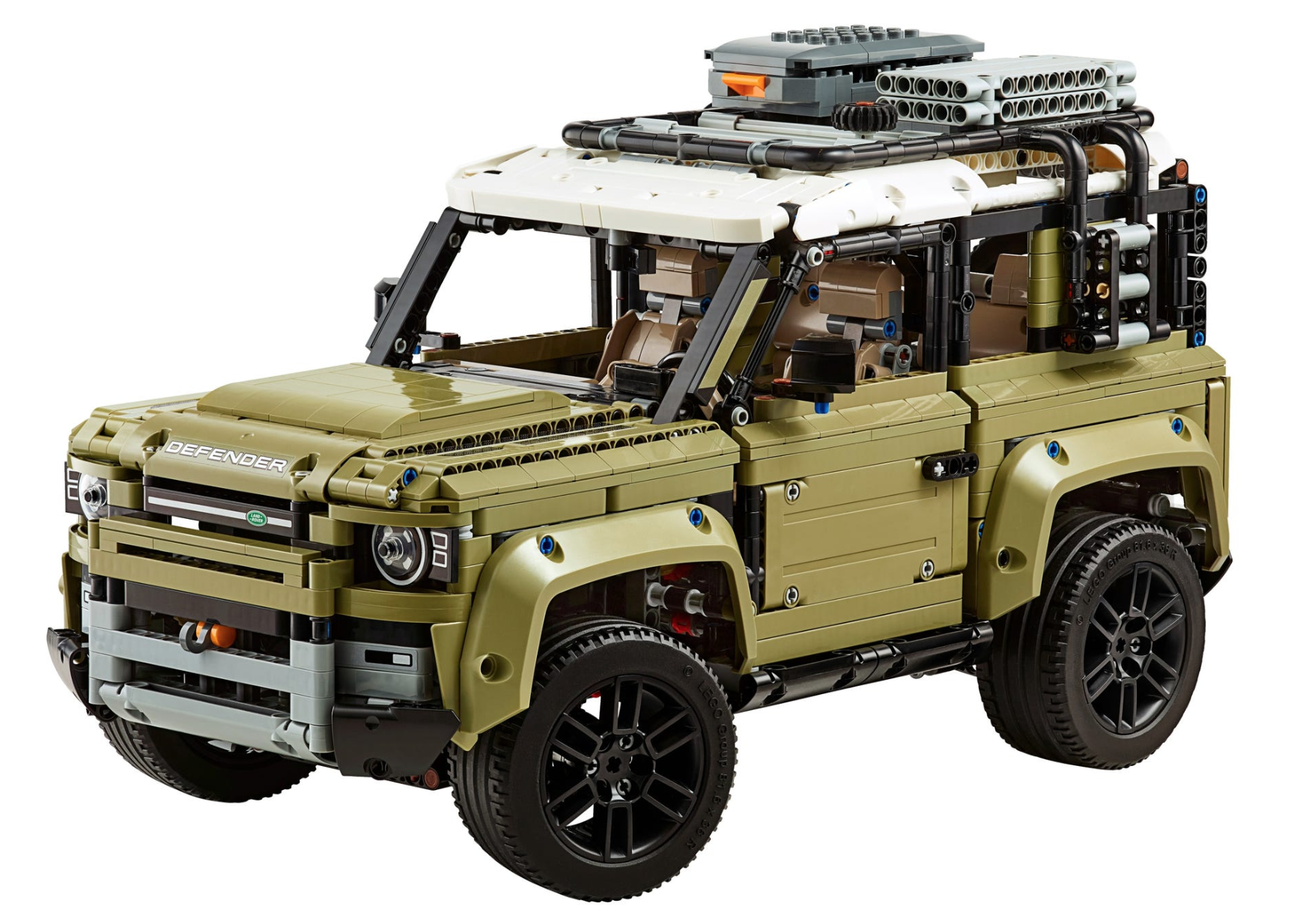 Land Rover Defender LEGO Techinic