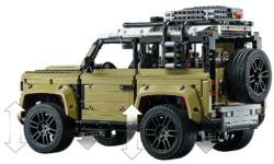 Land Rover Defender LEGO Techinic