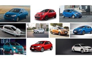 los 10 autos más accesibles de México