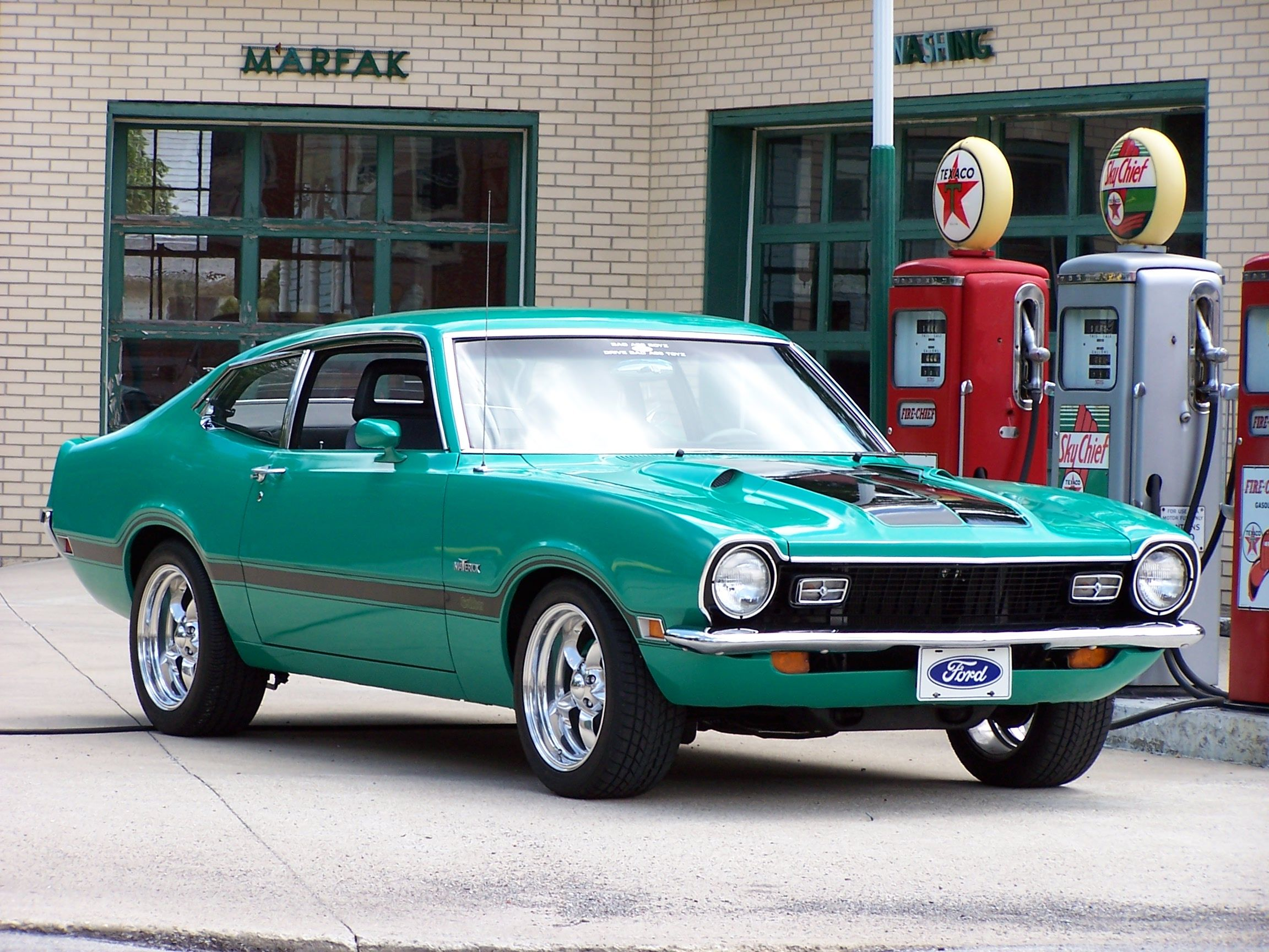 Ford Maverick: el muscle car que salvó a Mustang