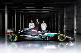 Mercedes ha presentado a su nuevo retador