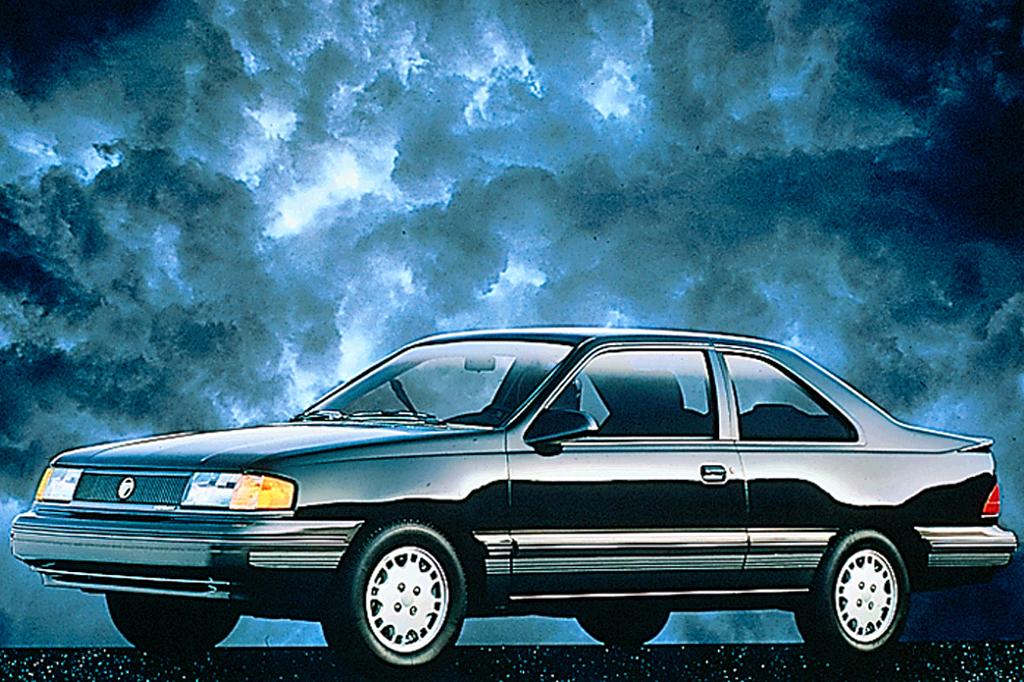 Mercury Topaz 1992