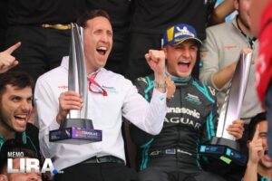 Mitch Evans Panasonic Jaguar Racing