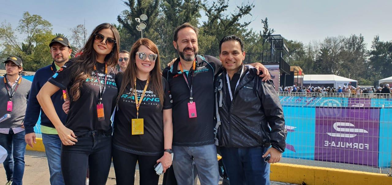 Fórmula E Marisol Gonzales, Raúl Peñafiel