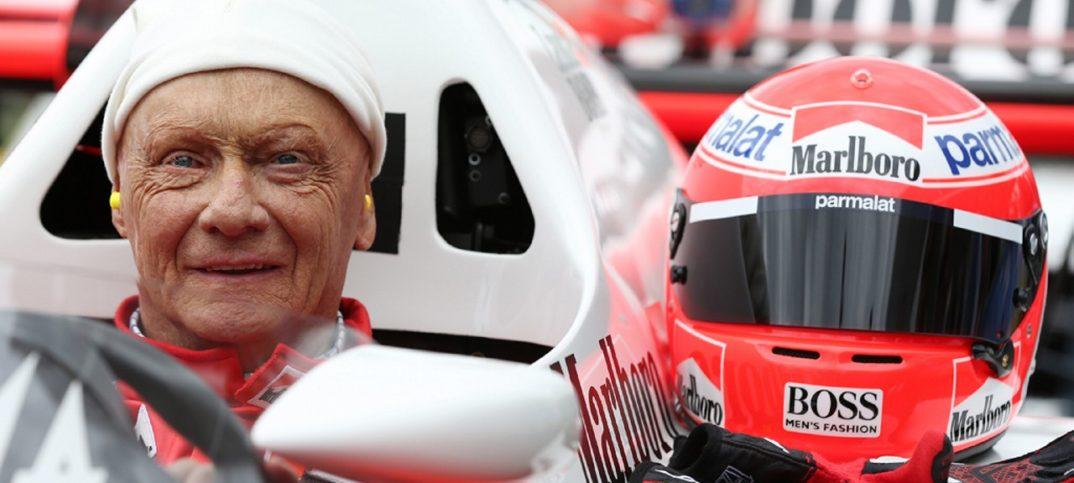 Niki Lauda, el hombre que burló a la muerte