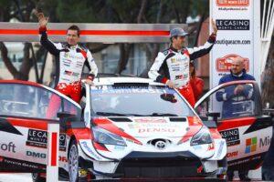 Ogier buscará su primera victoria con Toyota en el Rally México