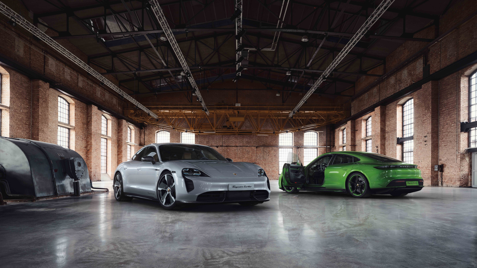 Porsche Taycan, personalización extrema