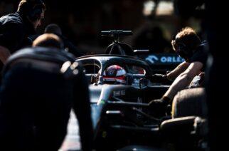 Arranca la pretemporada de Fórmula 1