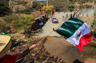 40 tripulaciones participarán en el Rally México