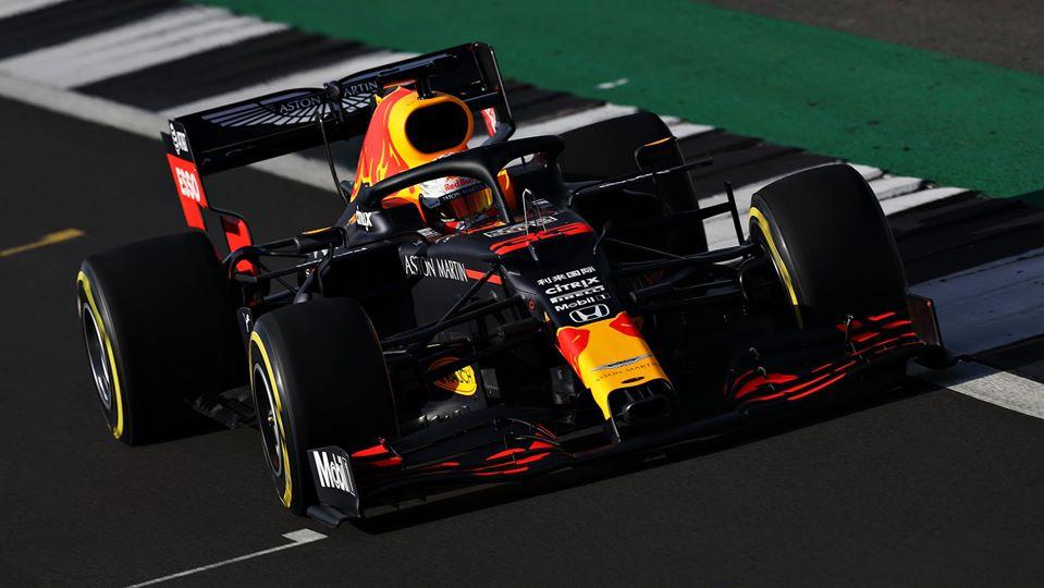 Red Bull revela el RB16, su nuevo retador