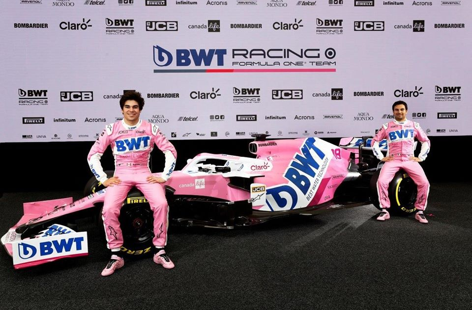 Racing Ponit RP20