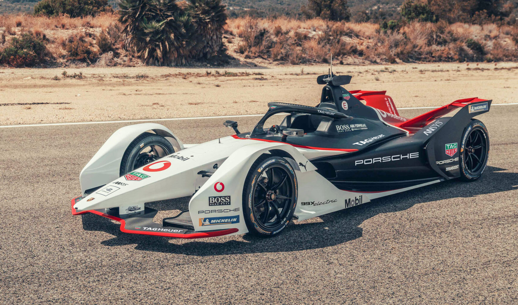 TAG Heuer Porsche Formula E Team-