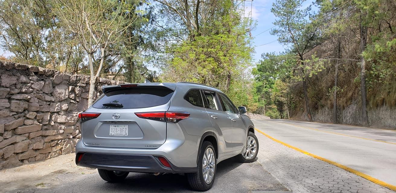 Toyota Highlander 2020-7