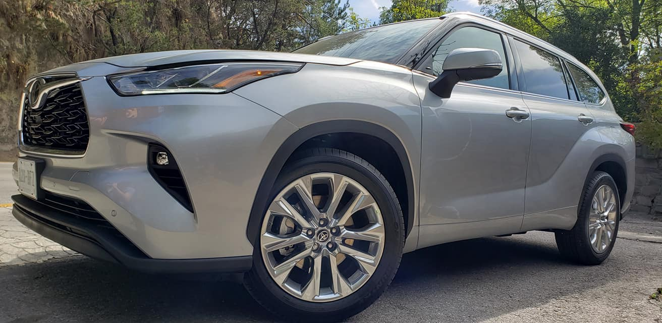 Toyota Highlander 2020-8