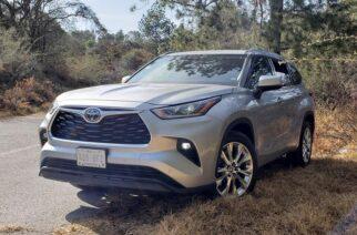 Prueba de manejo Toyota Highlander febrero 2020