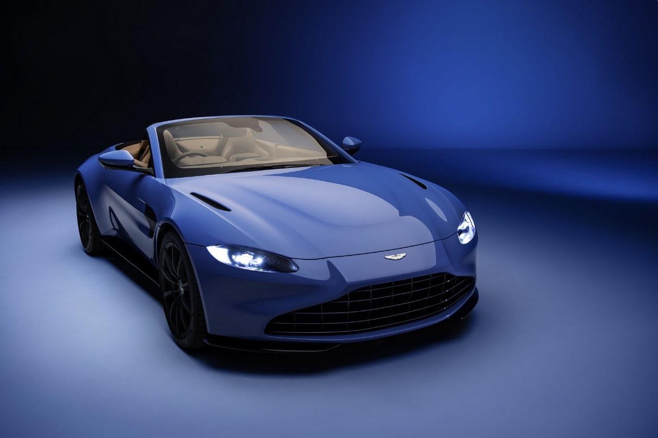 Aston Martin Vantage Roadster se adelanta a Ginebra