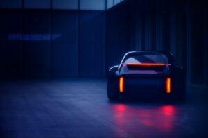 Cómo es el nuevo auto concepto EV de Hyundai Prophecy