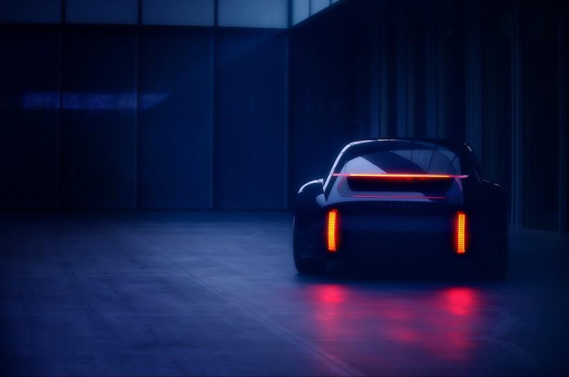 ¿Cómo es el nuevo auto concepto EV de Hyundai Prophecy?