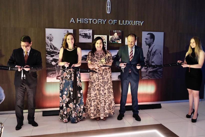 Abre sus puertas la renovada boutique Lincoln Puebla