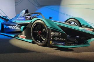 Jaguar gana en el E-Prix de México.