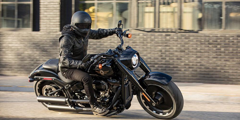 Harley-Davidson Fat Boy 30 aniversario