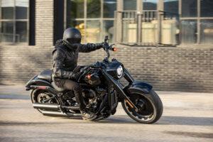 Harley-Davidson Fat Boy 30 aniversario, una edición limitada