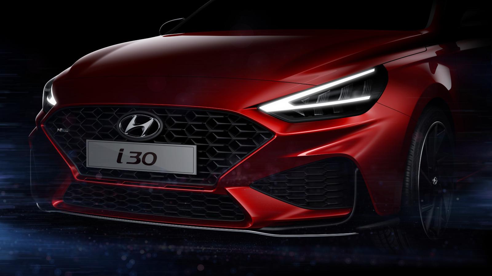 Hyundai i30 alista su rediseño para el Autoshow de Ginebra