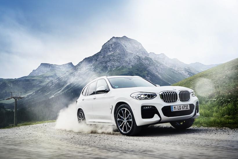 llega el nuevo BMW X3 xDrive30e
