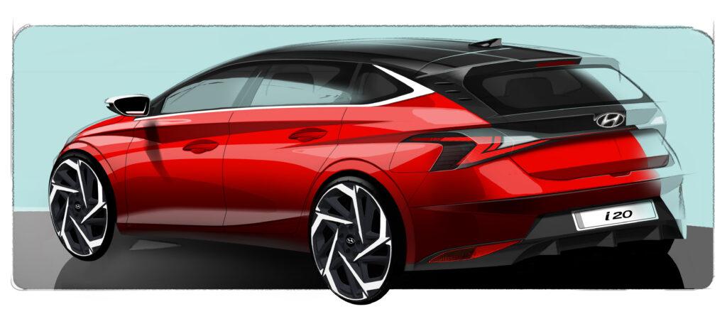 Hyundai presentará en Ginebra su nuevo i20