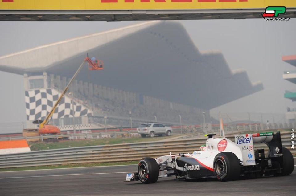 Circuito de F1 se convertirá en refugio para confinamiento