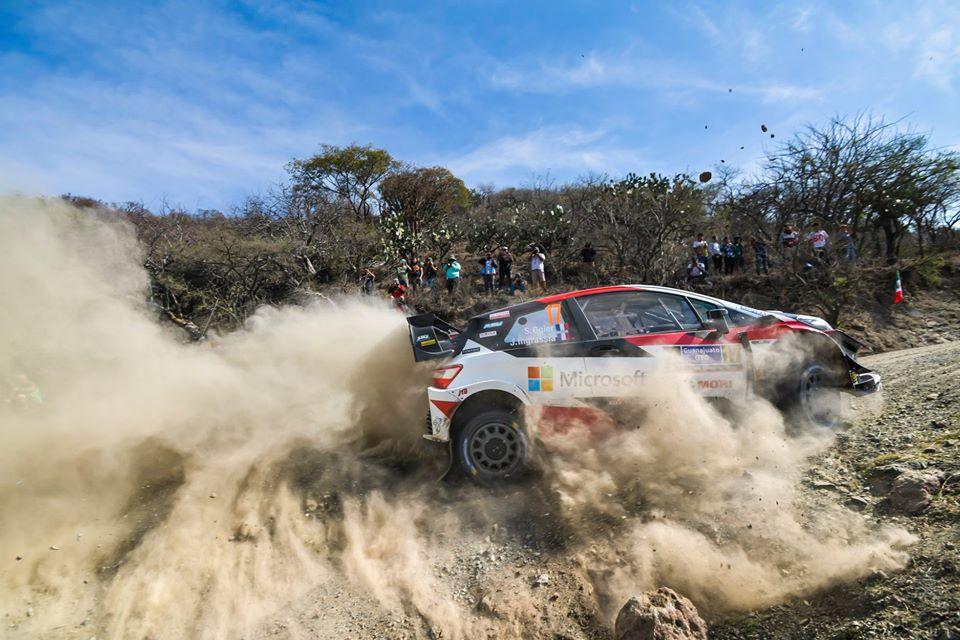 Sébastien Ogier iguala la marca de Loeb en el Rally México