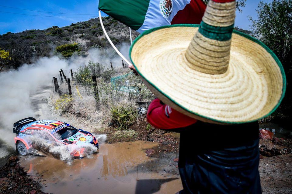 WRC aplaza el Rally de Portugal e Italia