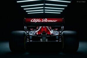 El Alfa Romeo C39, desde todos sus ángulos