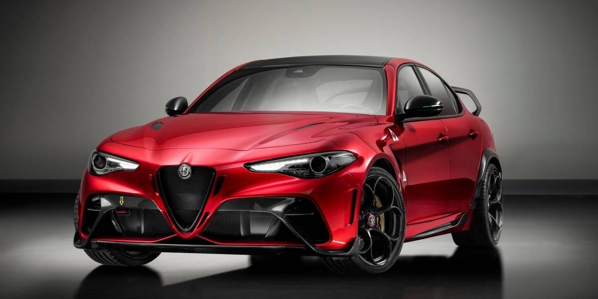 Alfa Romeo Giulia GTA-2021