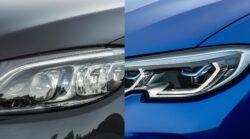 BMW Serie 3 versus Mercedes-Benz Clase C zoom