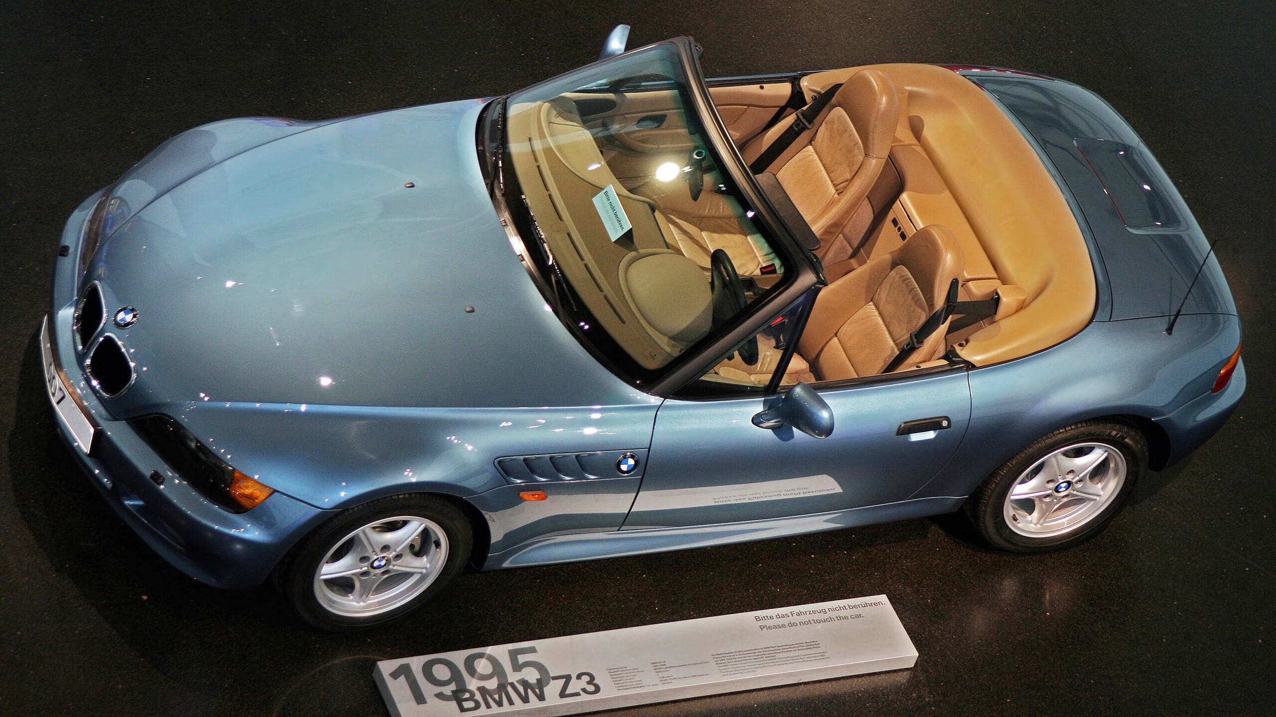 BMW Z3 James Bond Edition
