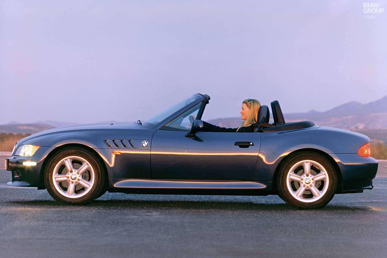 BMW Z3 Lateral