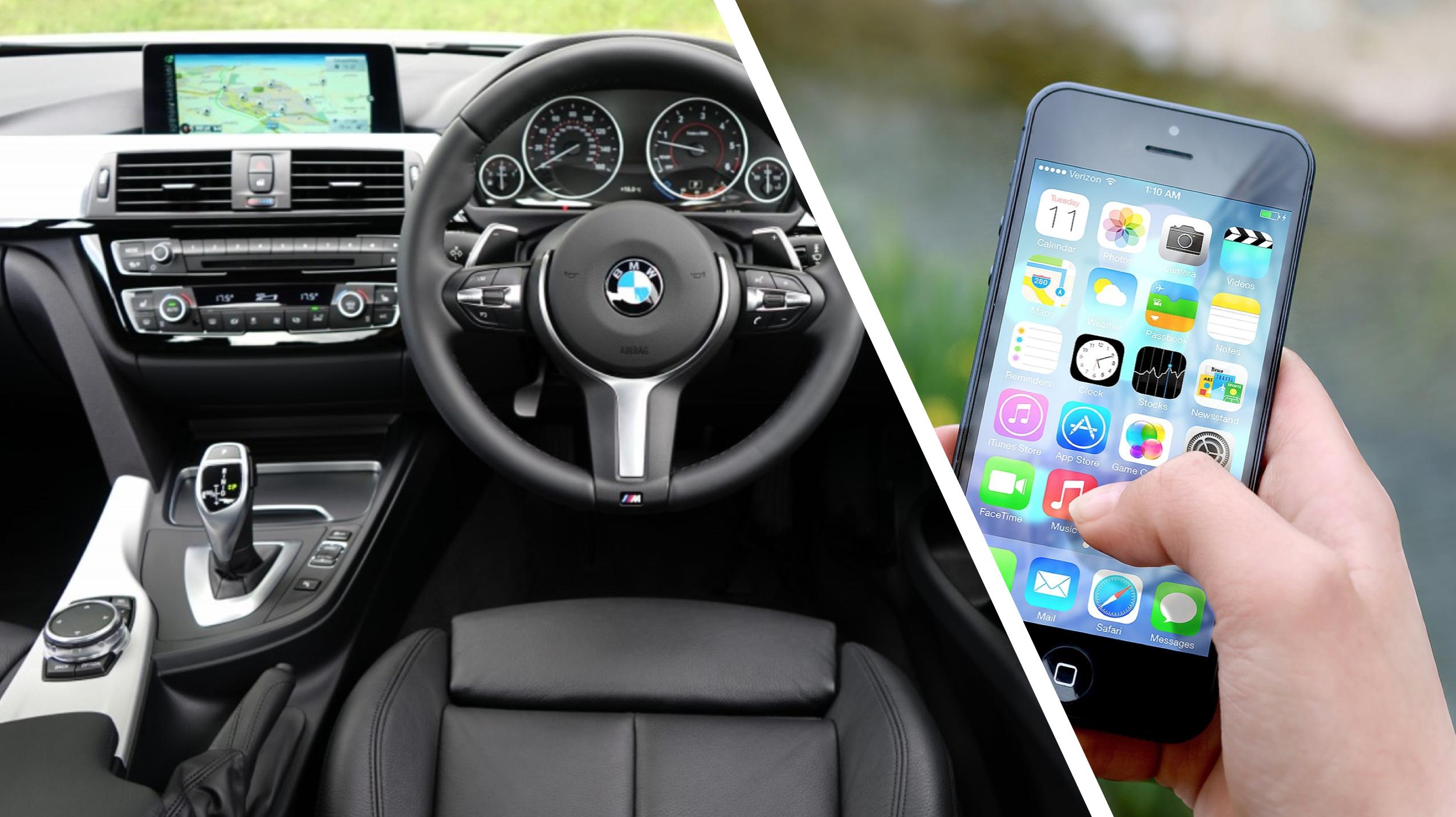 ¿CarKey para abrir tu auto desde el iPhone? Esto dicen los rumores...