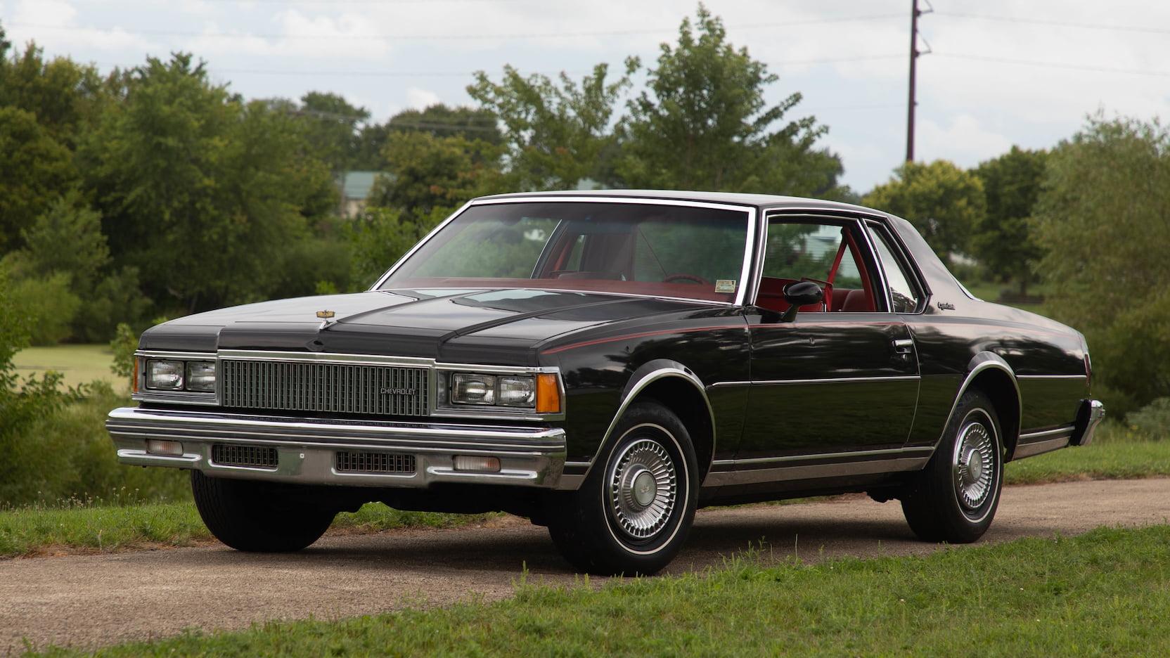 Chevrolet Caprice: todos los coches en uno