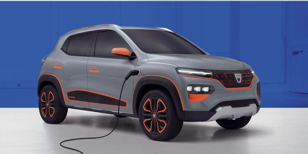 Dacia Spring 2020 Auto Show de Ginebra